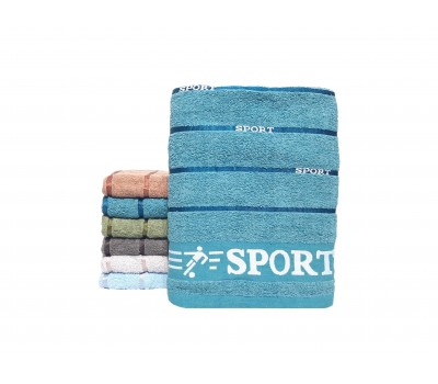 P02127 Банное полотенце САУНА