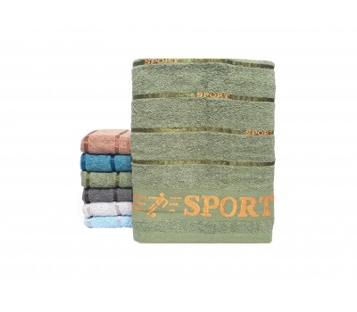 P02128 Банное полотенце САУНА