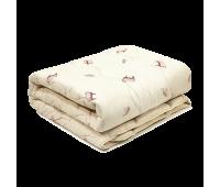 Одеяло шерстяное стеганое Вилюта Premium 140x205