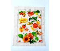 Кухонное полотенце лен