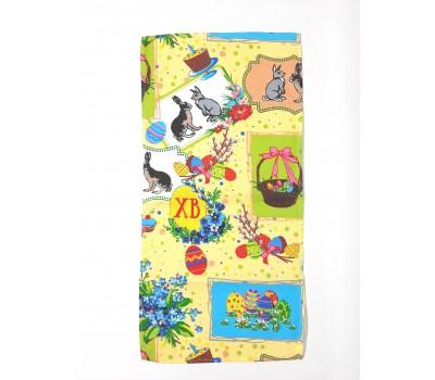 P04142 Кухонное полотенце вафельное