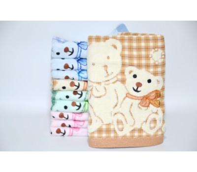 P04124 Кухонное полотенце  лен+махра