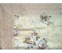 полиэстэровая скатерть из бахрамой 1.2х1.5м