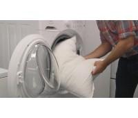 Как правильно стирать подушки с разными наполнителями