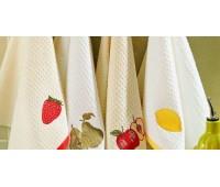 Как отстирать кухонные полотенца и сделать их идеально чистыми