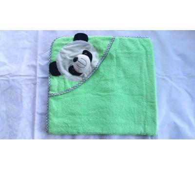 D313 Детское полотенце уголок для купания