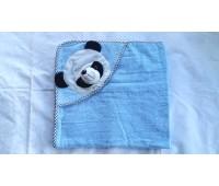 Детское полотенце уголок для купания