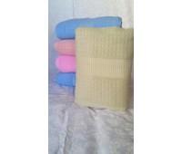 Простынь махровая (двухспальная)
