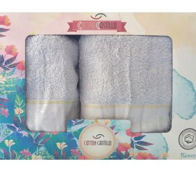P0904 Набор полотенец турецкого произвдства 2-ка
