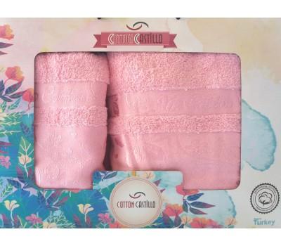 P0908 Набор полотенец турецкого произвдства 2-ка