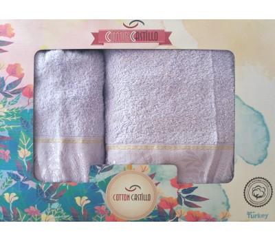P0919 Набор полотенец турецкого произвдства 2-ка