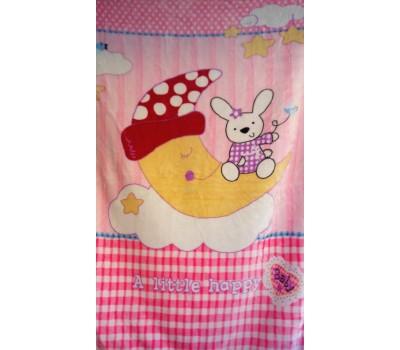 O116 Одеяло флисовое детское