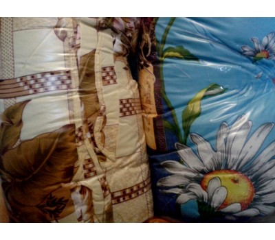 O302 Одеяло полутароспальное силиконовое