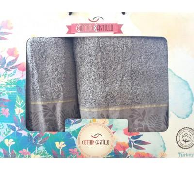 P0917 Набор полотенец турецкого производства 2-ка