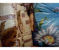 Одеяло двуспальное силиконовое