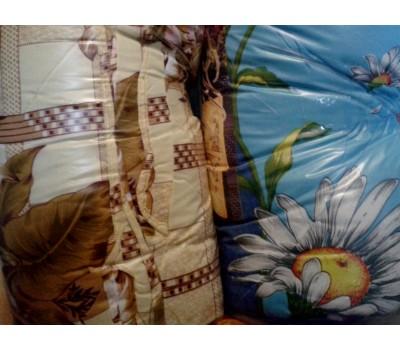 O301 Одеяло двуспальное силиконовое