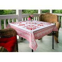 5 практичных советов: как выбрать скатерть для стола?