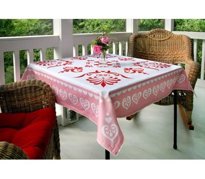 Как выбрать скатерть для стола?