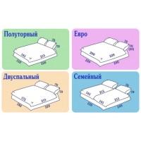 Как выбрать размер одеяла?